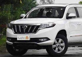 آغاز پروژه تولید نخستین خودرو شاسیبلند آفرودی در سایپا