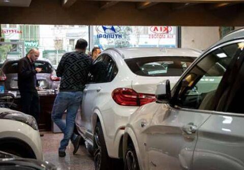 نمایشگاهداران خودرو