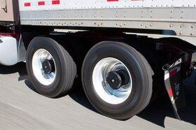 معرفی تکنولوژی جدید برای افزایش عمر تایر کامیونت ها