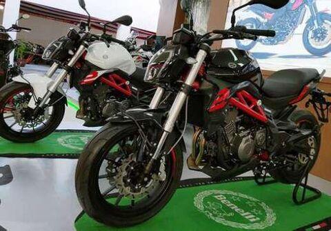 موتورسیکلتهای بنلی