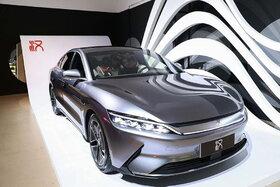 ورود رسمی هوآوی به صنعت خودرو