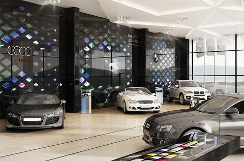 بازار خودرو  جهان