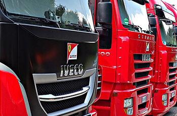 واردات کامیون کارکرده اروپایی