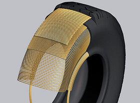 محدودیتی برای تولید سیم فولادی تایرهای رادیال سواری و شاسی بلند نداریم