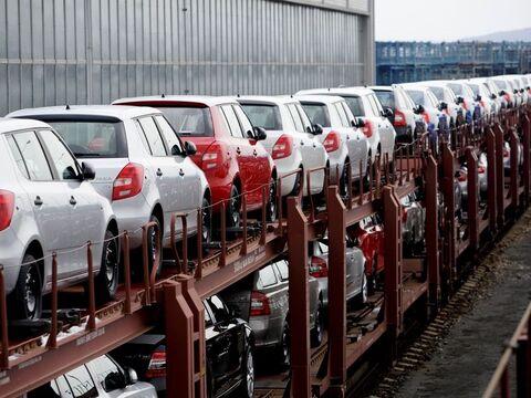 بازار خودرو اروپا