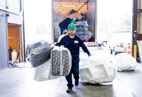 بازیافت پلاستیک در جوینت ونچر « اِکسان موبیل»