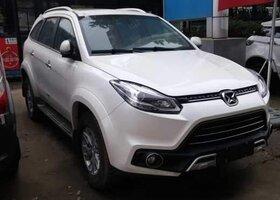 جدیدترین خودرو شاسیبلند بازار ایران + تصویر