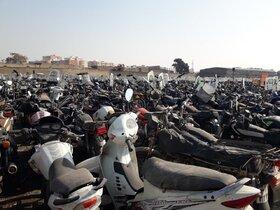 لزوم اجباری شدن معاینه فنی برای موتورسیکلتهای ترخیص شده