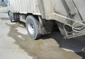 مدیریت «شیرابه»؛ از خودرو حمل پسماند تا محل دفن