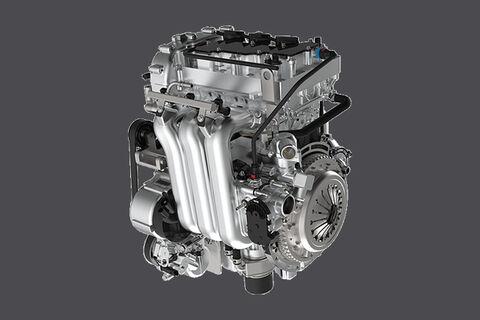 موتور سه استوانه ملی