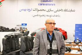 شاگرد اولی بهمن در تولید کامیون