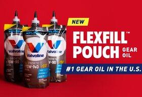 والوالین روغن دنده FlexFill را در بسته بندی جدیدی معرفی کرد