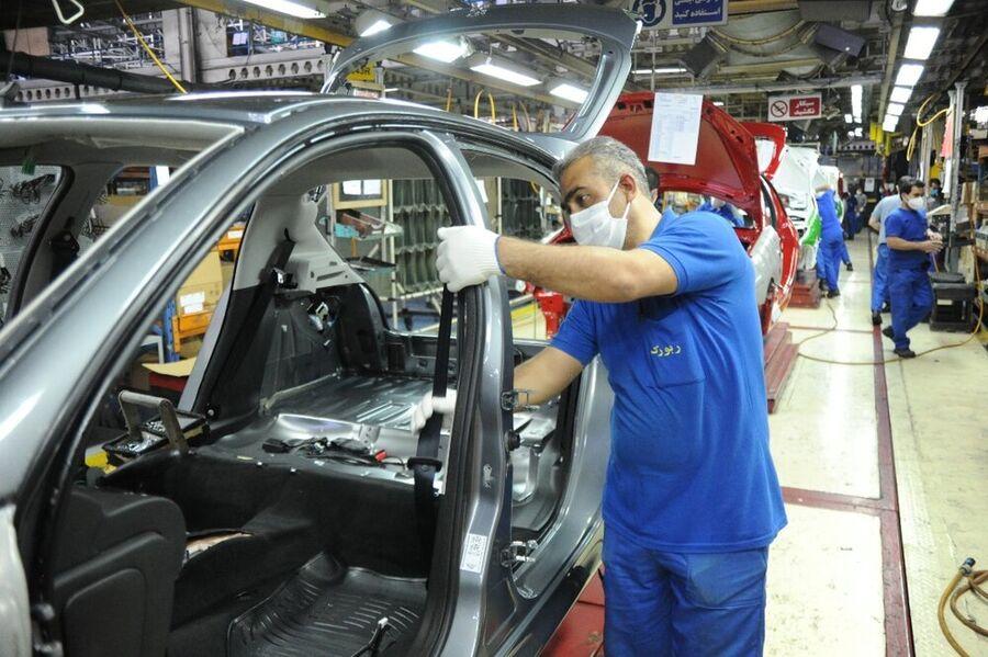 تولید 2 میلیون خودرو با کدام منابع مالی؟