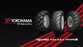 ظرفیت تولید تایرهای OTR یوکوهاما افزایش یافت