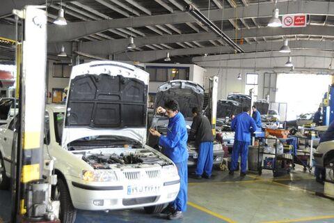 نمایندگی های ایران خودرو