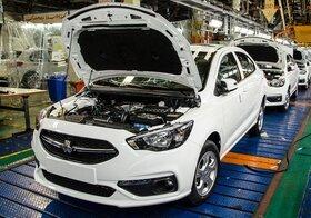 تصاویری از خط تولید خودرو شاهین + مشخصات