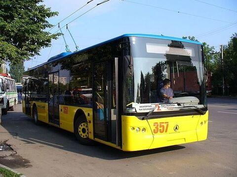 تولید اتوبوس های برقی تولید داخل و ارائه آنها به ناوگان شهری در مشهد