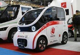 مشارکت بزرگ ترین روانکارساز ژاپن برای  تولید خودرو برقی