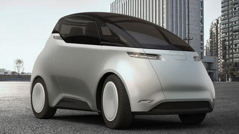 خودروهای برقی کوچک