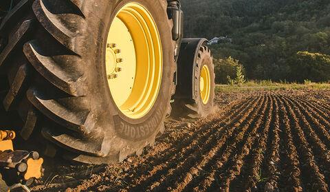تایرهای کشاورزی بریجستون