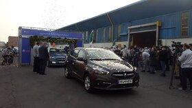 خودرو اطلس ابتدای سال 1400 رونمایی میشود