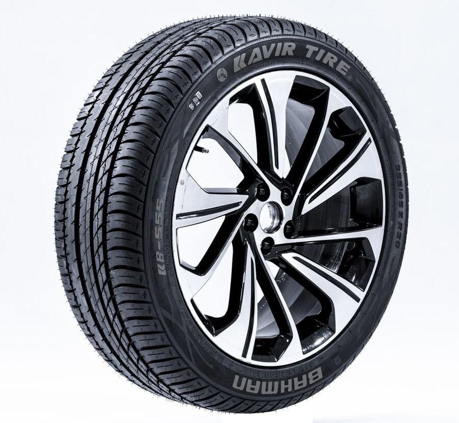 کویرتایر برای نخستین بار در کشور تایر«رینگ۲۰» را تولید کرد