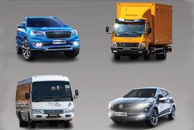 هدف گذاری پنج ساله برای تولید ۷۰ تا ۷۵ هزار دستگاه خودرو در سال