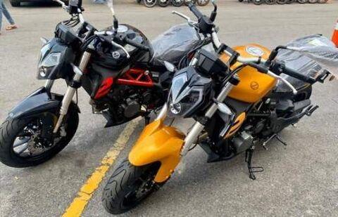 موتورسیکلت های بنلی