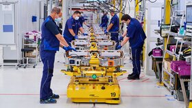 تلاش تولیدکنندگان باتری در اروپا برای زدودن سلطه شرق