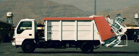 تولید خودروی  بازیافت پسماند برای نخستین بار در ایران
