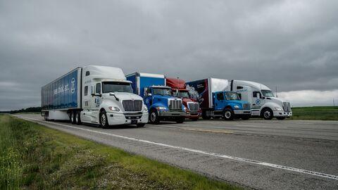 کامیون های کارکرده