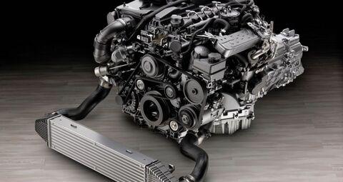 موتور خودروهای سنگین