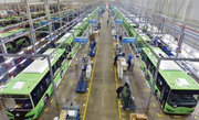 تولید اتوبوس های الکتریکی؛ سادهتر از درون سوزها