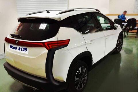 کراس اوور جدید ایران خودرو