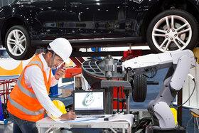 بازار کار مهندسی مکانیک خودرو