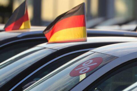 بازار خودروی آلمان