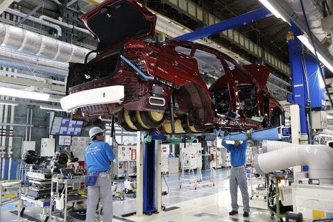 خودروسازان ژاپنی