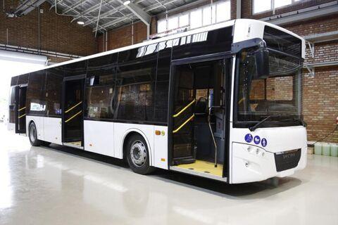 نخستین اتوبوس برقی