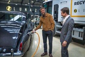سرمایهگذاری ستاره سابق فوتبال در خودروهای برقی