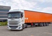 قیمت قطعی دو کامیون جدید در ایران مشخص شد