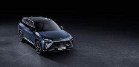 NIO ES8 برای فروش در اروپا تایید شده است