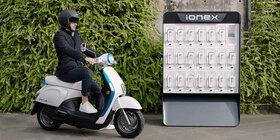 کمیکو پروژه تعویض باتری اسکوترهای برقی را آغاز کرد