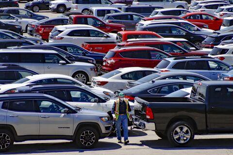 بازار خودروهای دست دوم در ایالات متحده
