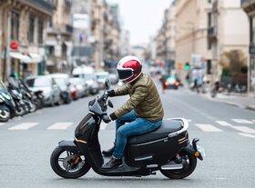 هوروین EK3 برنده جایزه بهترین طراحی موتورسیکلتهای برقی
