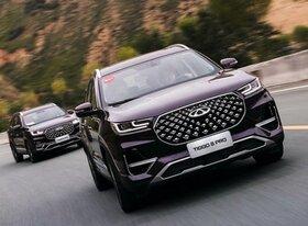 تیگو 8 پرو شرکت مدیران خودرو رقیب چه خودروهایی خواهد شد؟