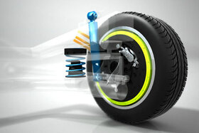 پروژه ساخت تایر خودروهای برقی درگروه صنعتی رازی کلید خورد