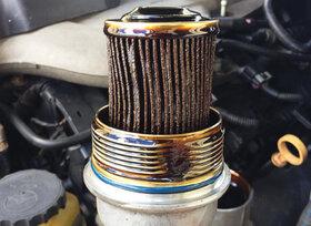 جانِ موتور با فیلتر روغن غیراستاندارد به خطر می افتد