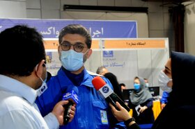 افزایش تزریق واکسن کرونا به کارکنان ایرانخودرو به روزانه 2هزار دوز