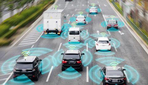 هوشمندسازی ترافیکی
