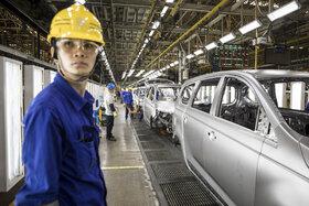 تداوم مشکلات خودروسازان در کشور چین